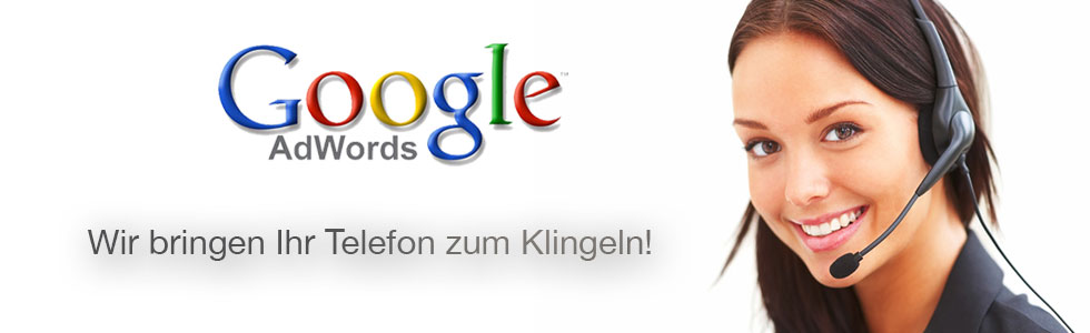 Online-Marketing Google AdWords
